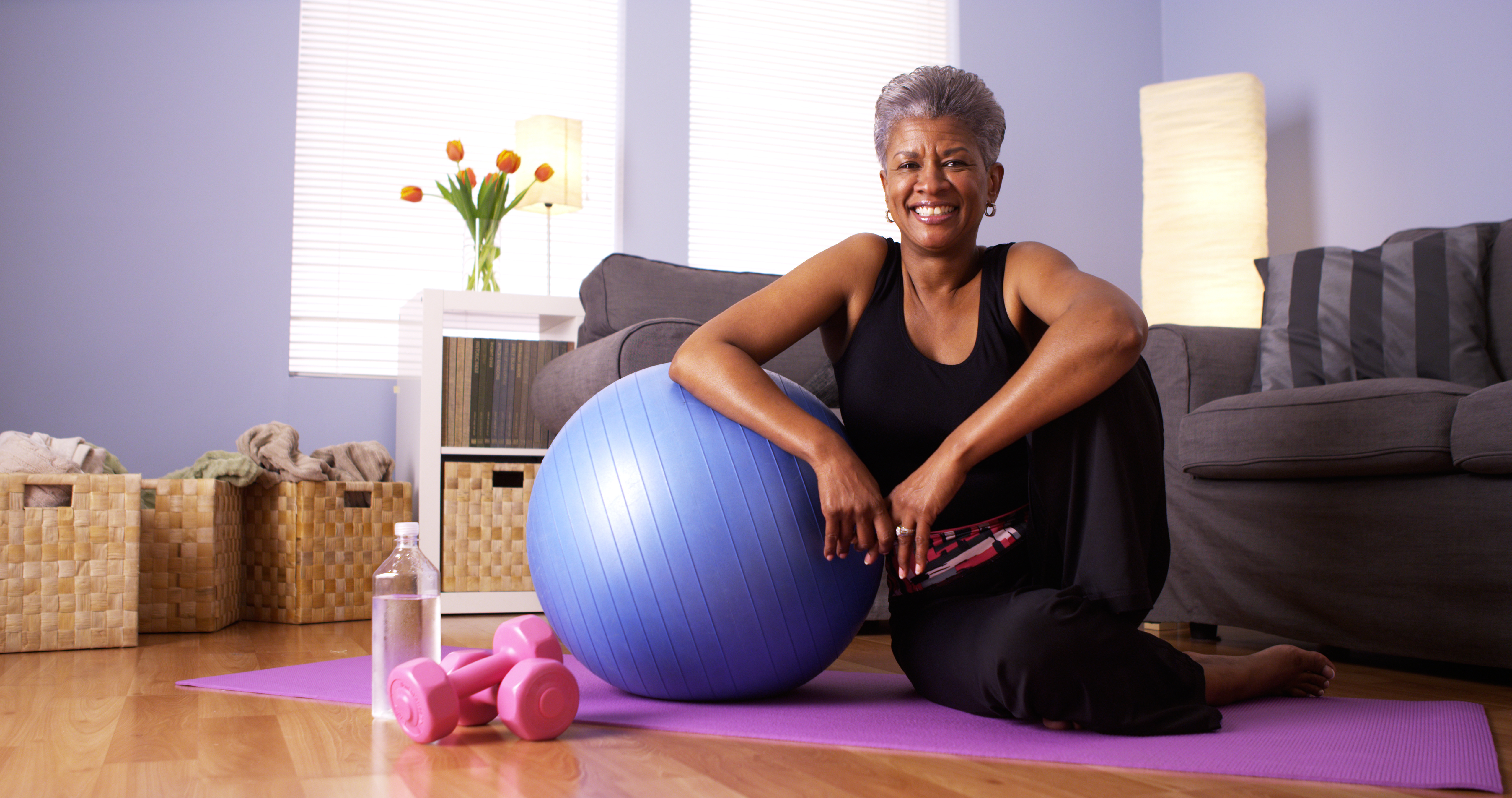fat burning exercises at home