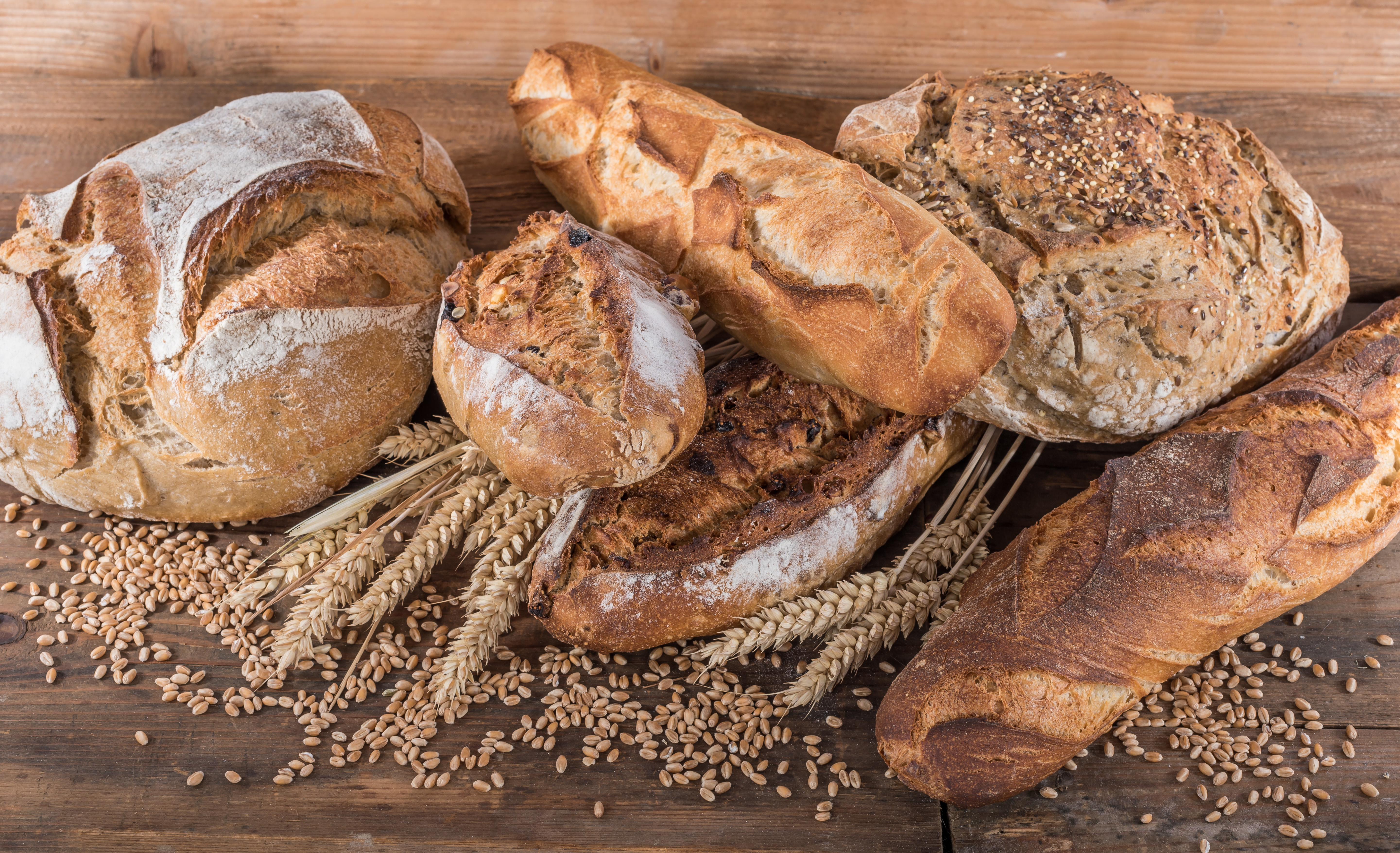 Grains in Weight Loss Bread Spread