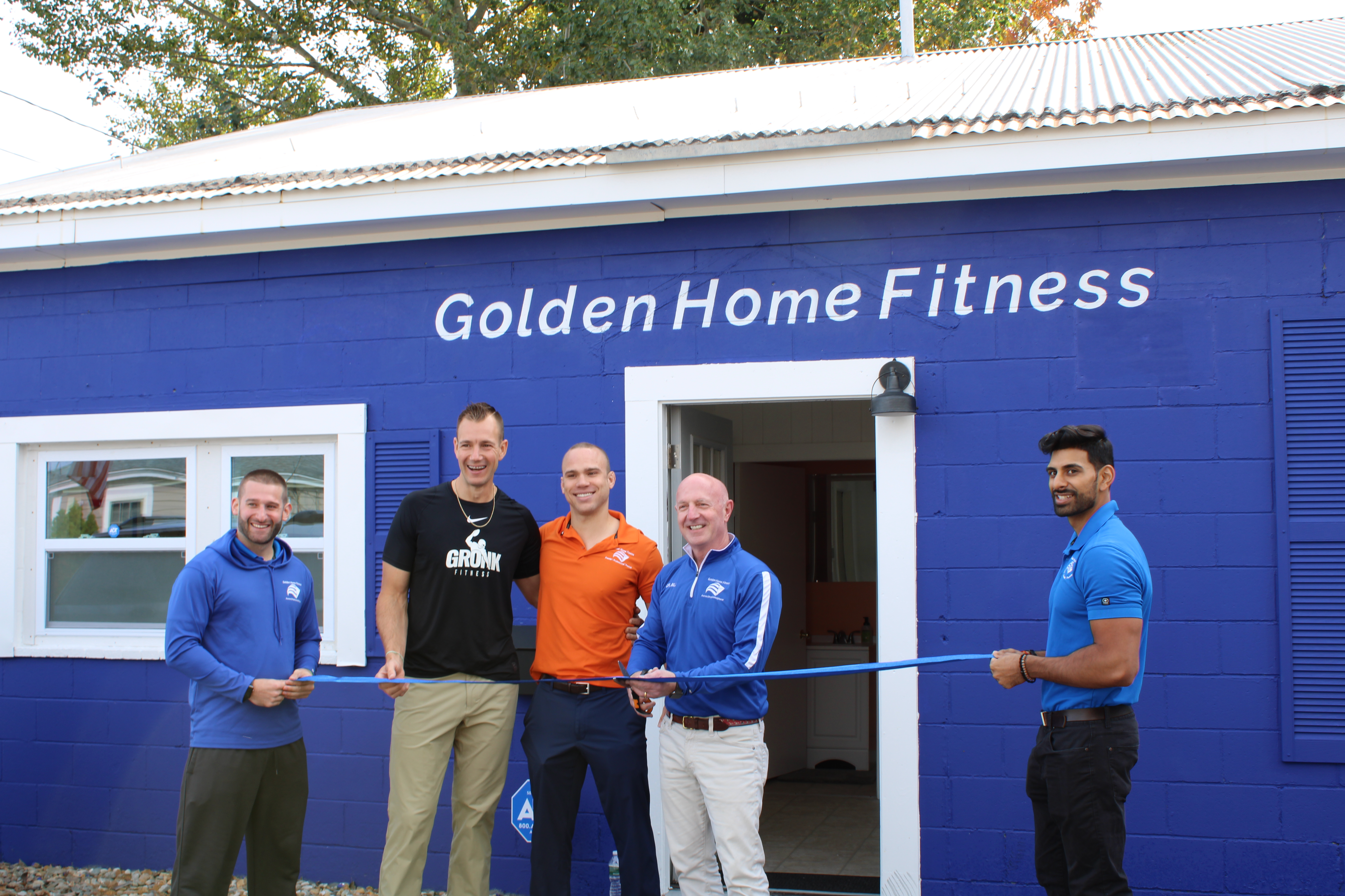 Personal Training Studio Ribbon Cutting