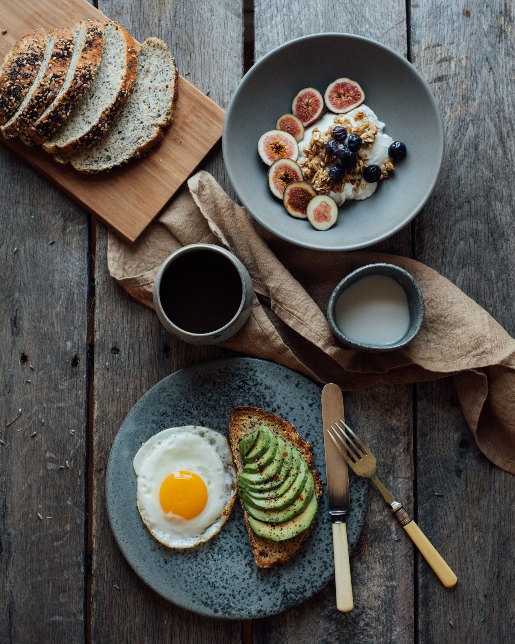 morning protein for muscle growth